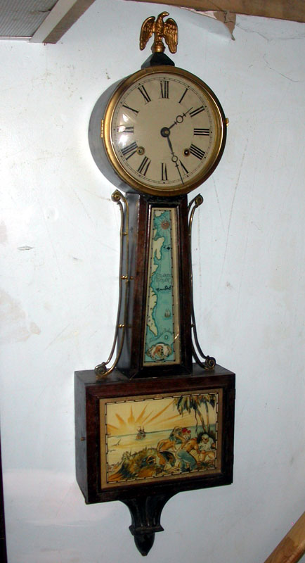 time4You ca - Cassburn Clock Repair Hospital Home Page